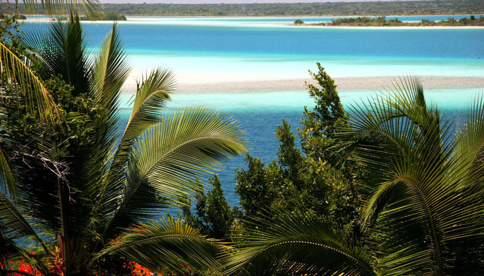 Bacalar airport transfers bluedreams