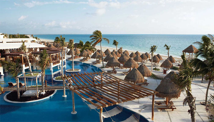 cancun airport transfer to Playa Mujeres bluedreams