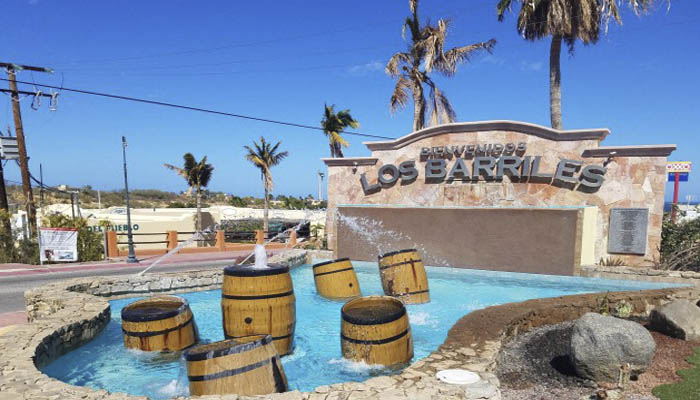 los Cabos Airport transfers to Los Barriles